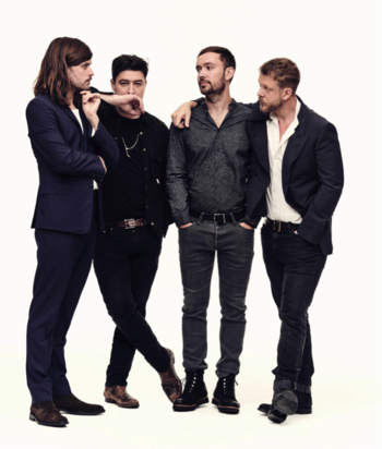 """Mumford & Sons unveil new video for """"Woman"""""""