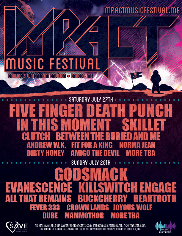 IMPACT MUSIC FESTIVAL TAKES PLACE THIS JULY 27 & 28