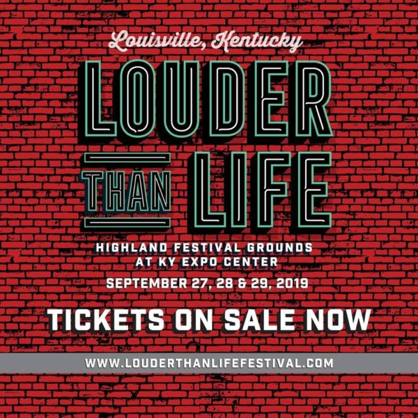 Louder Than Life Returns To Louisville For Its Fifth Year