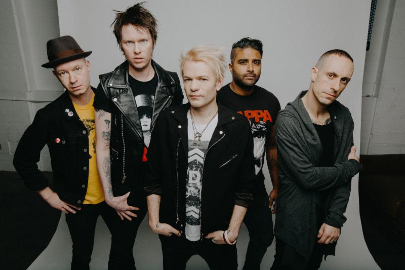 "Sum 41 Drops Protest-Filled Music Video for ""45 (A Matter Of Time)"""