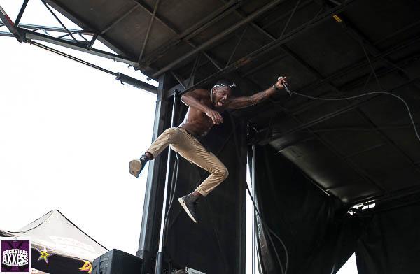 Rockstar Energy Disrupt Festival @PNC Music Pavilion Charlotte, NC 6-29-2019