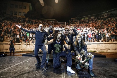 SONS OF APOLLO 'Live With The Plovdiv Psychotic Symphony' trailer; pre-orders start