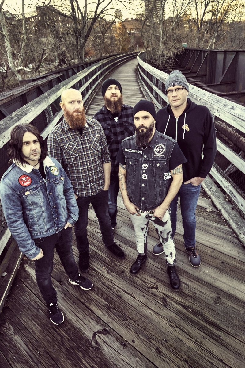 """Killswitch Engage Drop New Song """"I Am Broken Too"""""""