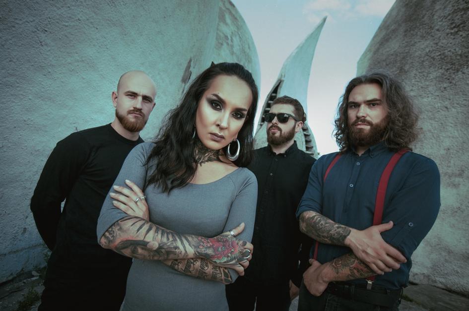 Modern Metal Favorites JINJER Return with New Album, Macro, Out October 25