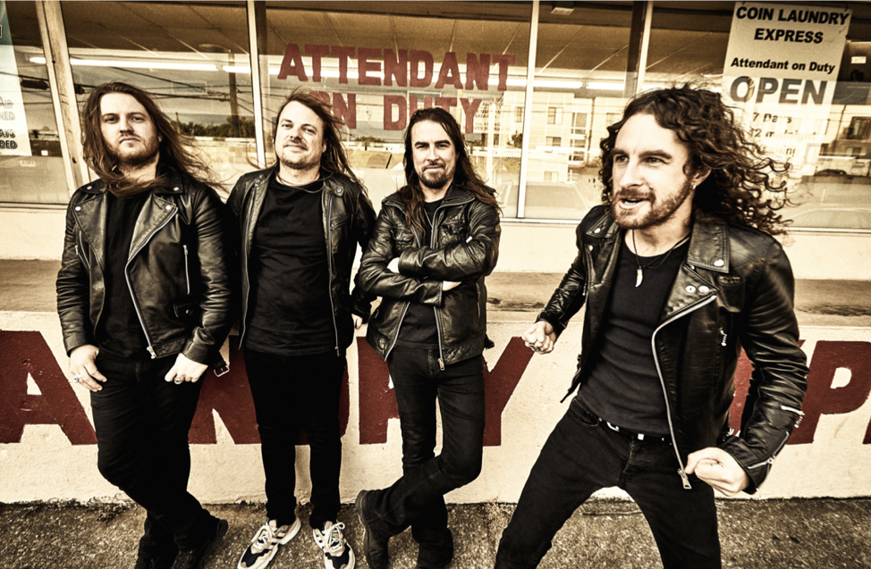 """Airbourne Are Back With """"Boneshaker"""""""
