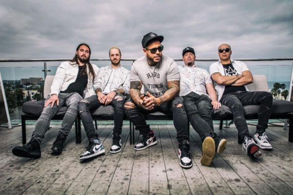Bad Wolves Announce Their Highly Anticipated Sophomore Album 'N.A.T.I.O.N.'