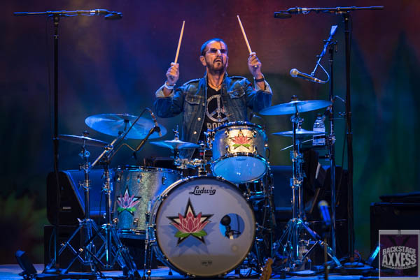 Ringo Starr and His All Star Band, Edgar Winter and Blood, Sweat and Tears @ Bethel Woods Bethel, NY 8-16-19