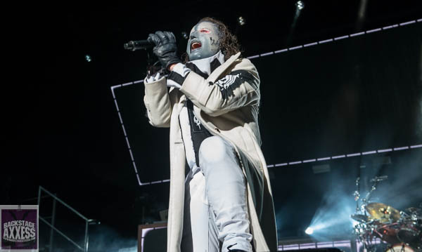 Slipknot, Volbeat, Gojira and Behemoth @ Darien Lake Amphitheater Corfu, NY 8-25-19