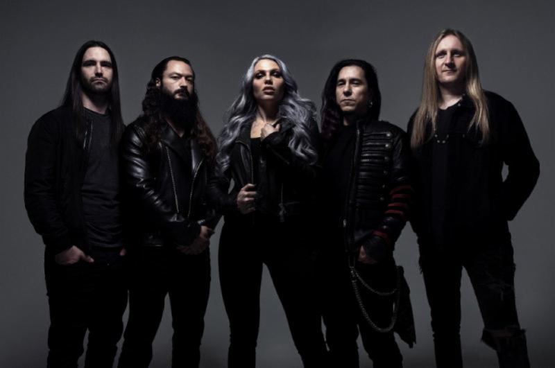 "KOBRA AND THE LOTUS Drop Lyric Video For New Single ""Get The F*ck Out of Here"""