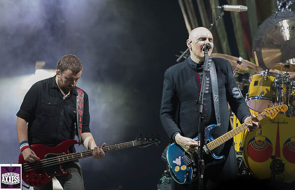 The Smashing Pumpkins with Noel Gallagher's High Flying Birds and A.F.I. @PNC Music Pavilion Charlotte, NC 8-20-19