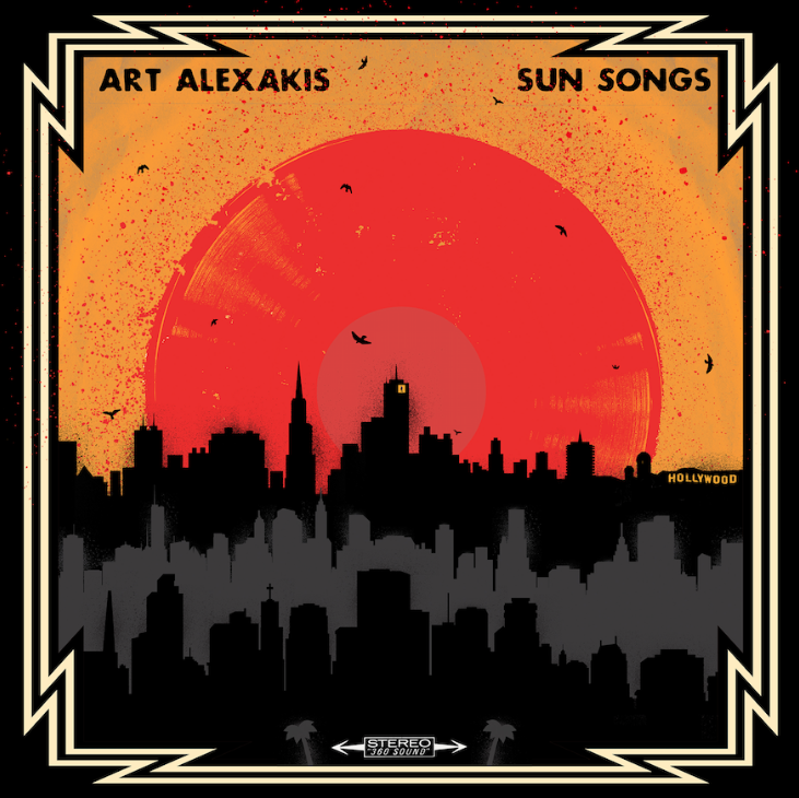 Art Alexakis of Everclear Announces Debut Solo Album 'Sun Songs'