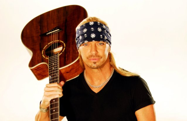 "Bret Michaels Announces ""Hometown Heroes Tour"" With Night Ranger, Lita Ford, Firehouse, Joe Nichols And Joe Diffie"