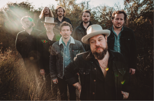 Nathaniel Rateliff & The Night Sweats release cannabis collection under Willie's Reserve