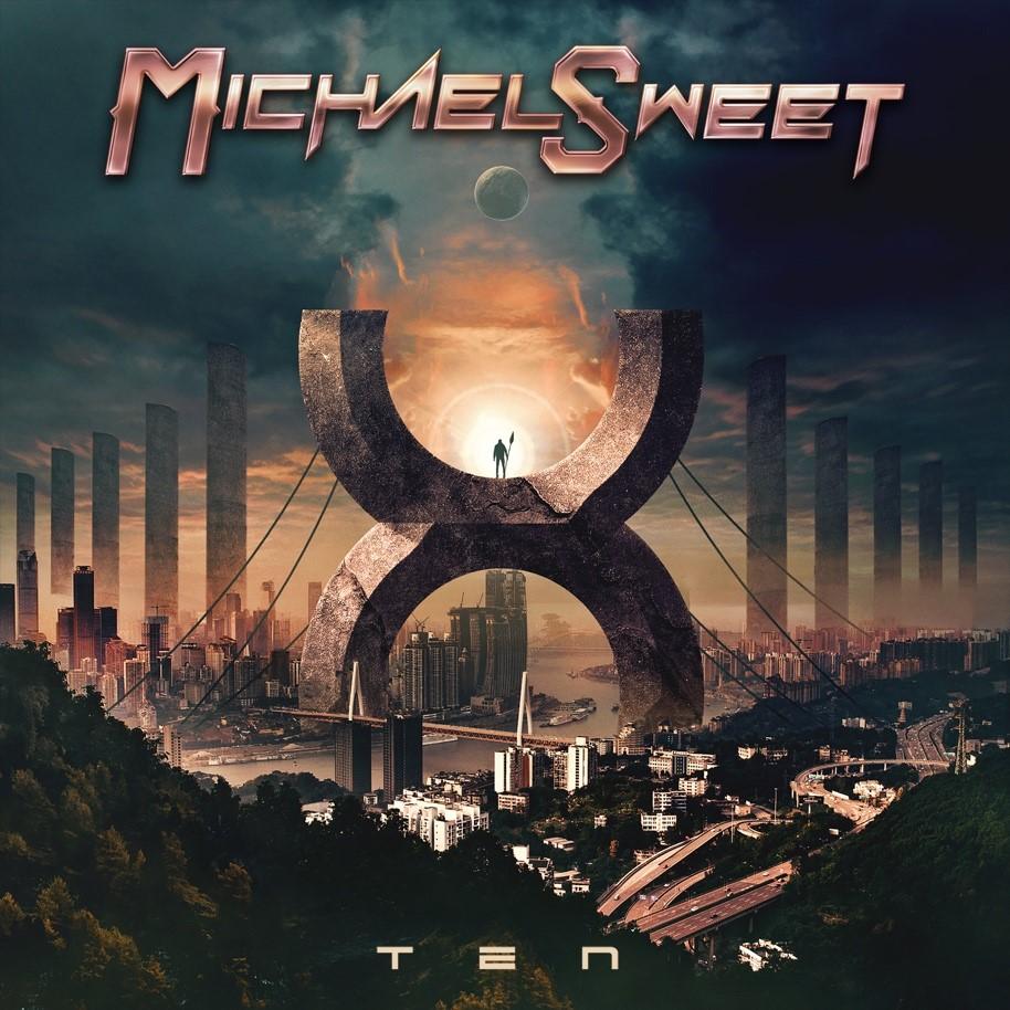 STRYPER FRONT MAN MICHAEL SWEET TO RELEASE 'TEN' ON OCTOBER 11