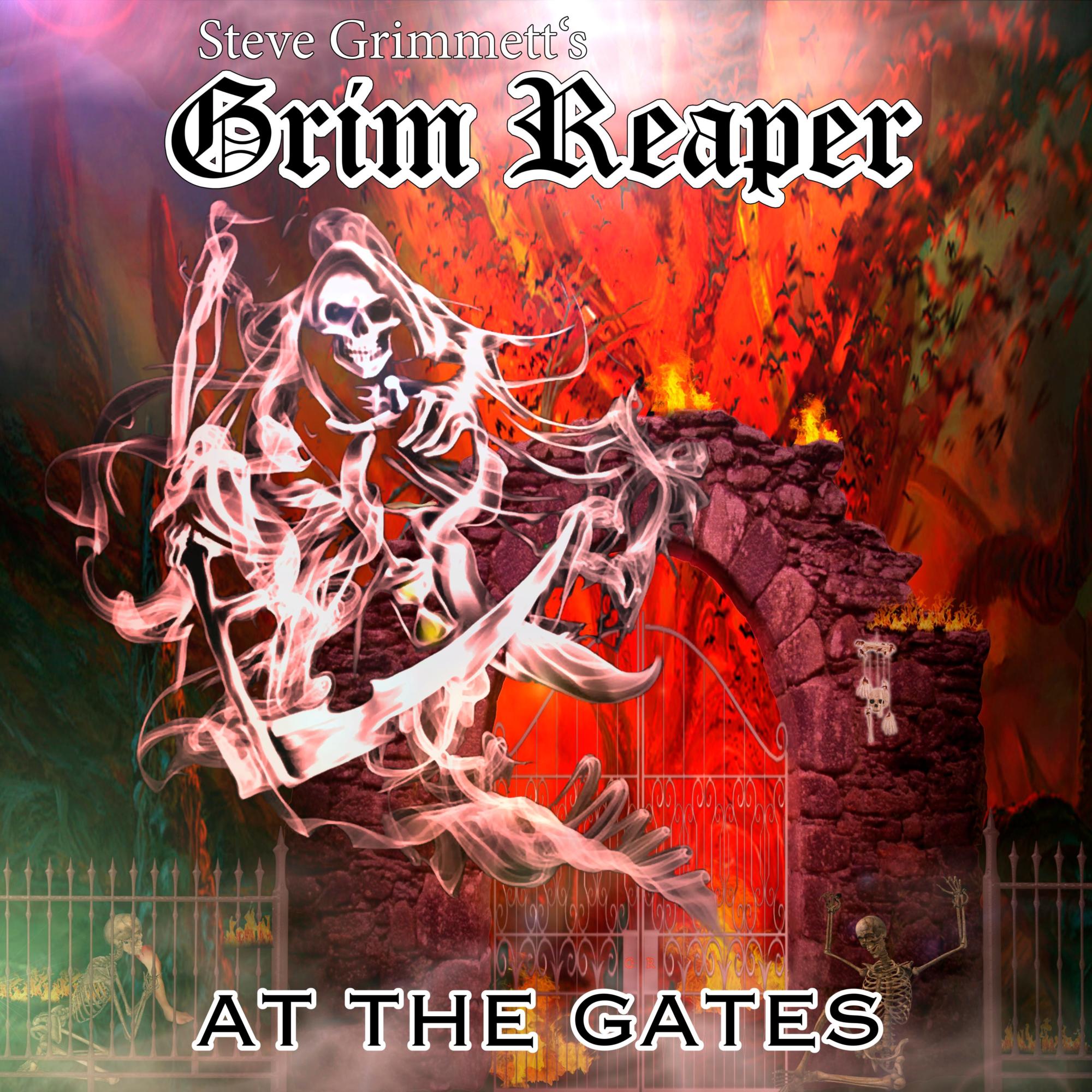 Grim Reaper Album & Tour Announcement