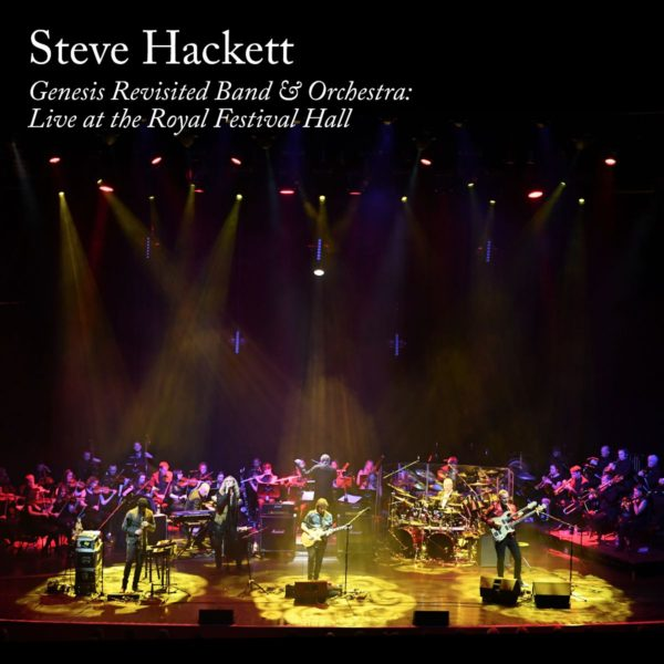 Steve Hackett releases 'Dancing with the Moonlit Knight' video from 'Genesis Revisited Band & Orchestra: Live'