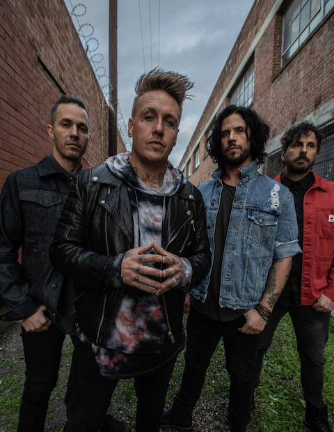 "Papa Roach Release Heartfelt Video Message + Fan-Focused Music Video For Mental Health Awareness Track ""Come Around"";"