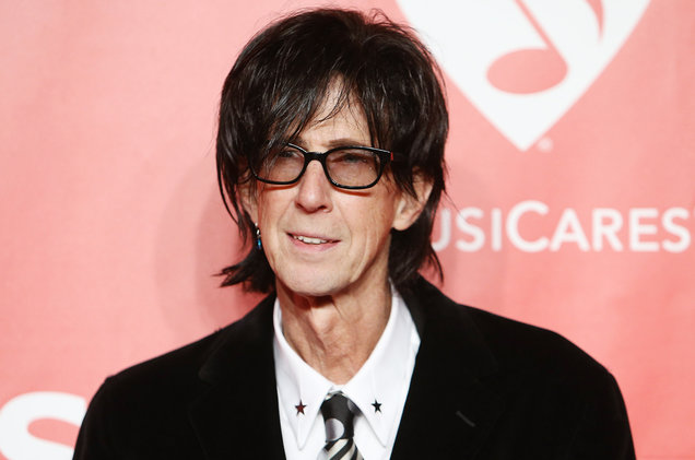 The Cars Vocalist Ric Ocasek dies at age 75