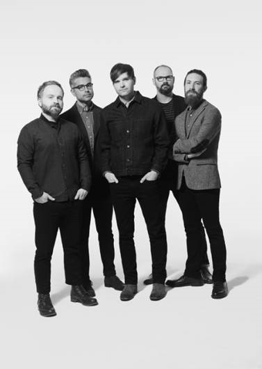 "DEATH CAB FOR CUTIE RELEASE HIGHLY ANTICIPATED 'THE BLUE EP' + LIVE STUDIO VIDEO FOR ""BLUE BLOODS"