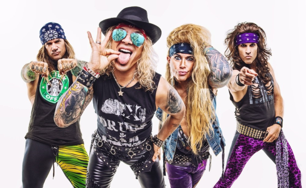 Steel Panther Release A Song About  'God'