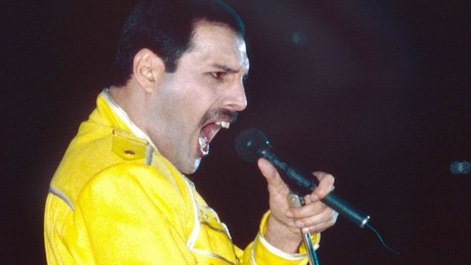 """Freddie Mercury's 'banned video' for """"Living On My Own""""   now in high definition and enhanced sound – out October 4"""