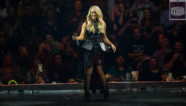Carrie Underwood, Maddie and Tae and Runaway June @ KeyBank Center Buffalo, NY 10-13-19