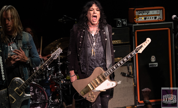 Tom Keifer Band @ Bears Den (Inside the Seneca Niagara Casino) Niagara Falls, NY 10-18-19