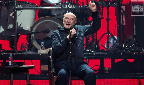 Phil Collins @ KeyBank Center Buffalo, NY 10-4-19