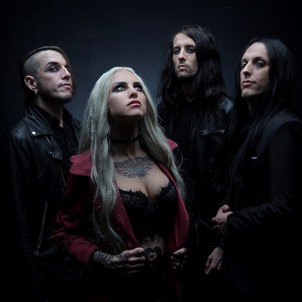 """STITCHED UP HEART RELEASE TWO NEW TRACKS """"DEAD ROSES"""" AND """"THIS SKIN"""""""