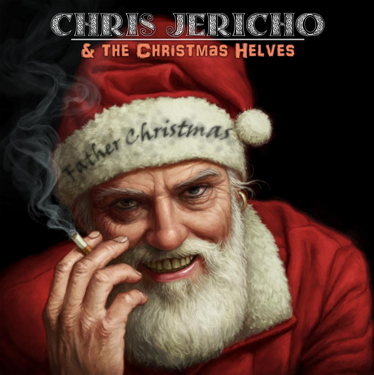"CHRIS JERICHO & The Christmas Helves Release ""Father Christmas"""