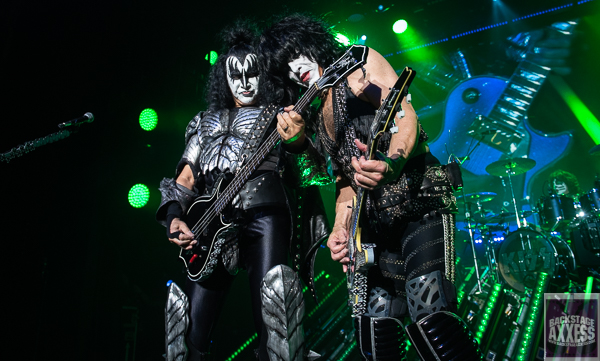 KISS (KISS Kruise Indoor Show 1) @ Stardust Theater (Inside the Norwegian Pearl), at Sea Somewhere Over the Atlantic Ocean 11-1-19