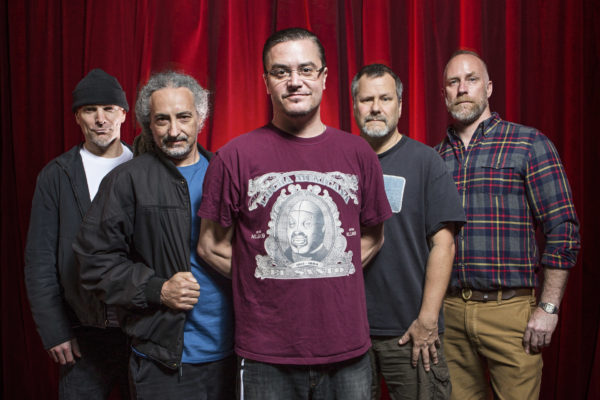 Faith No More Return, First European Performances in Five Years