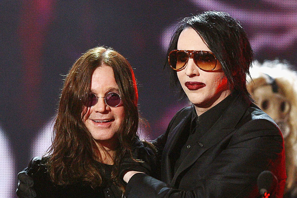 OZZY OSBOURNE To Be Joined By Marilyn Manson For Rescheduled North American Dates