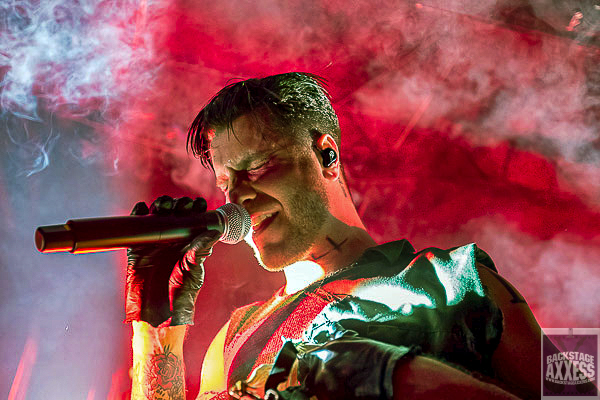 Ice Nine Kills and Fit For a King @The Underground Charlotte 11-21-19