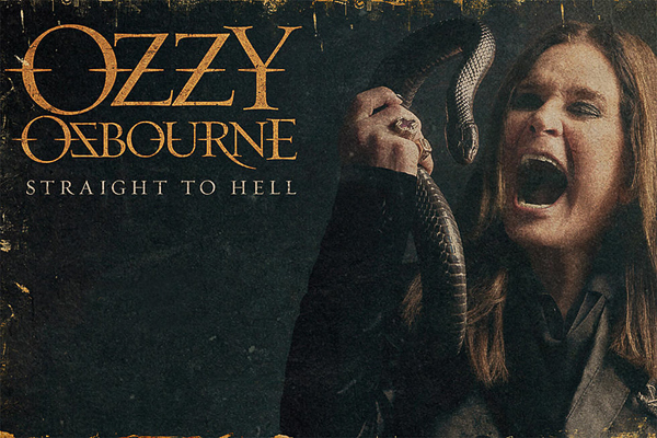 """OZZY OSBOURNE GOES """"STRAIGHT TO HELL"""" ON NEW TRACK"""