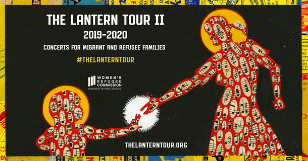 "Sheryl Crow, Amy Ray to join Emmylou Harris, Steve Earle and others on ""The Lantern Tour II: Concerts for Migrant and Refugee Families"""