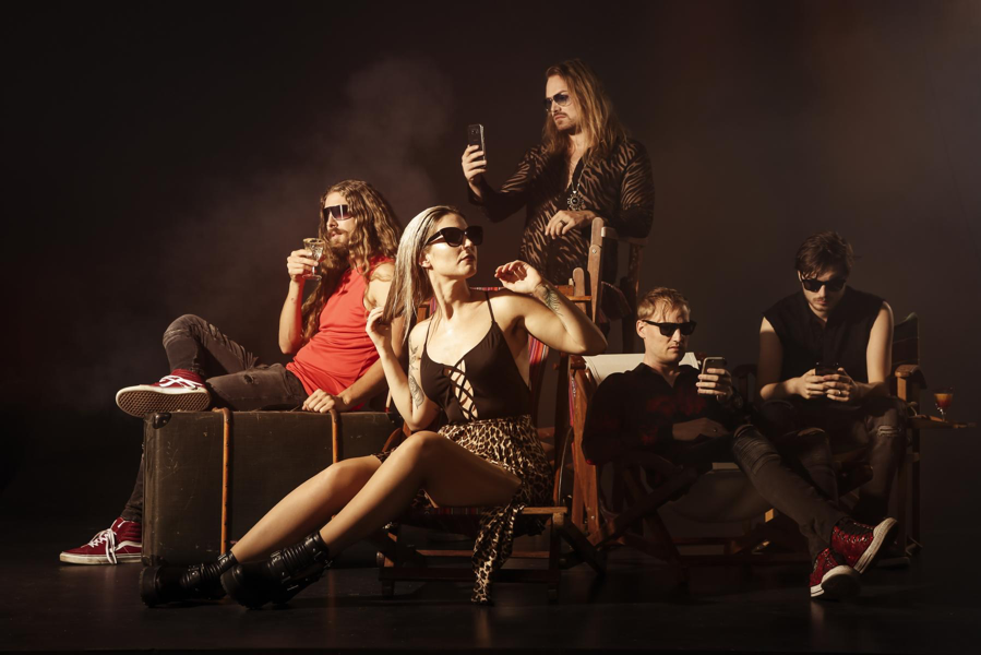 Heavy Music Icons DELAIN To Release New Album, Apocalypse & Chill, On February 7, 2020!
