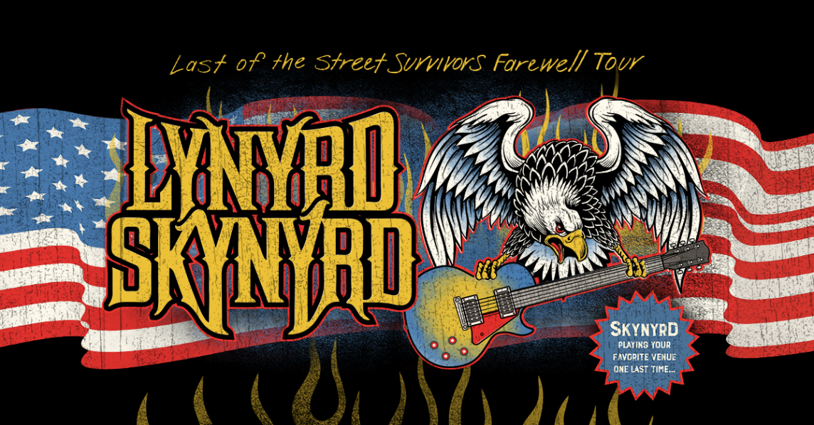 "Lynyrd Skynyrd Announces 2020 Dates for ""Last of the Street Survivors Farewell Tour"""