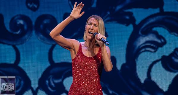 Celine Dion @ KeyBank Center Buffalo, NY 12-5-19
