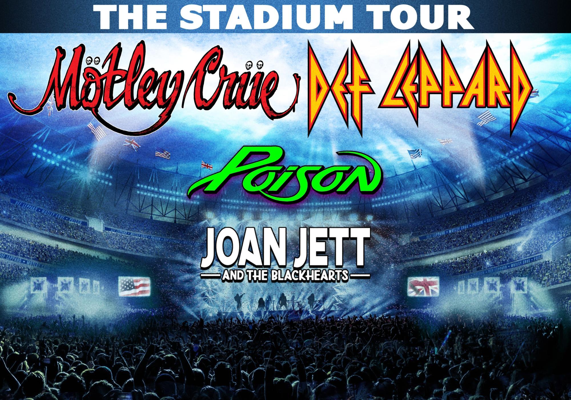 THE STADIUM TOUR, SUMMER 2020