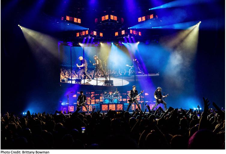 "Volbeat Announce 15 U.S. Headline Dates On The""Rewind, Replay, Rebound World Tour"""