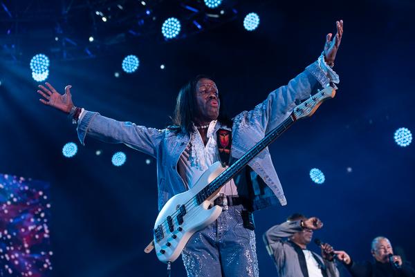 Yamaha All-Star Concert @ Yamaha Grand Plaza Stage (during the NAMM show), Anaheim, CA 1-17-19