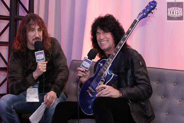 Tommy Thayer (KISS) Interview