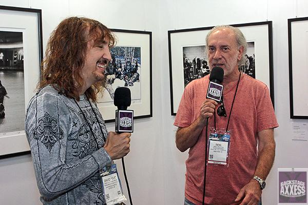 Neal Preston (photographer) Interview