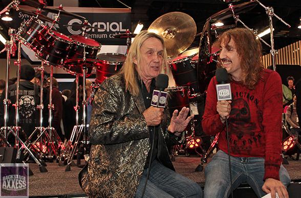 Nicko McBrain (Iron Maiden) Interview