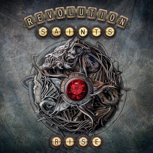 "REVOLUTION SAINTS Drop Lyric Video For ""Closer"""