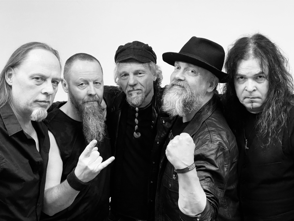 Sweden's Classic Doom Kings CANDLEMASS Premiere Brand New Video from Upcoming The Pendulum EP!