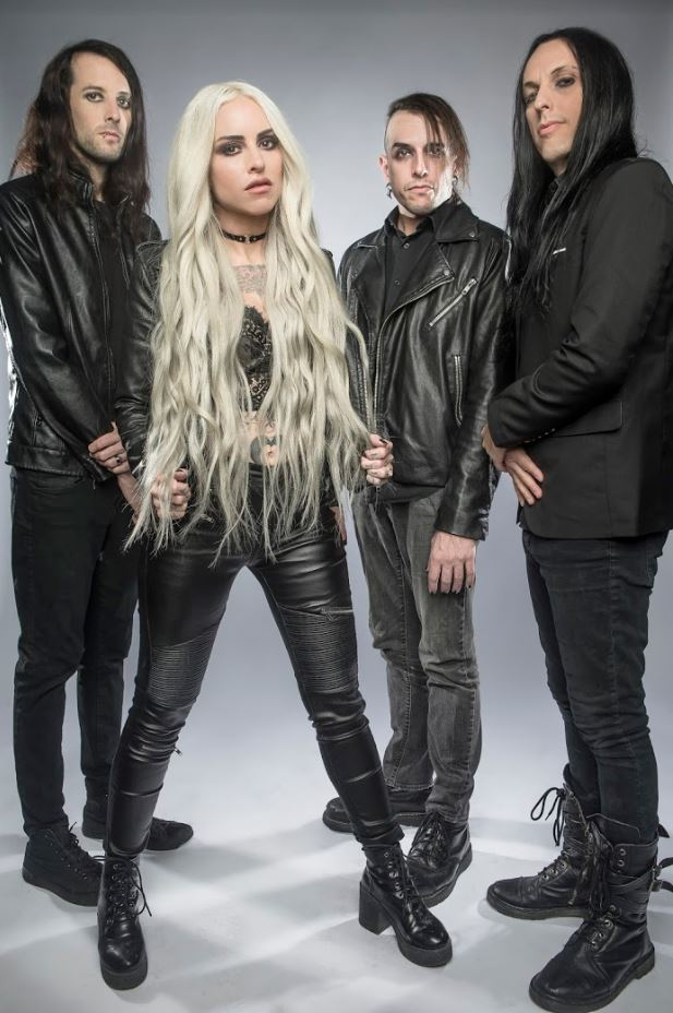 "Stitched Up Heart Premieres New Track ""Straitjacket"" Today with Hollywood Life"
