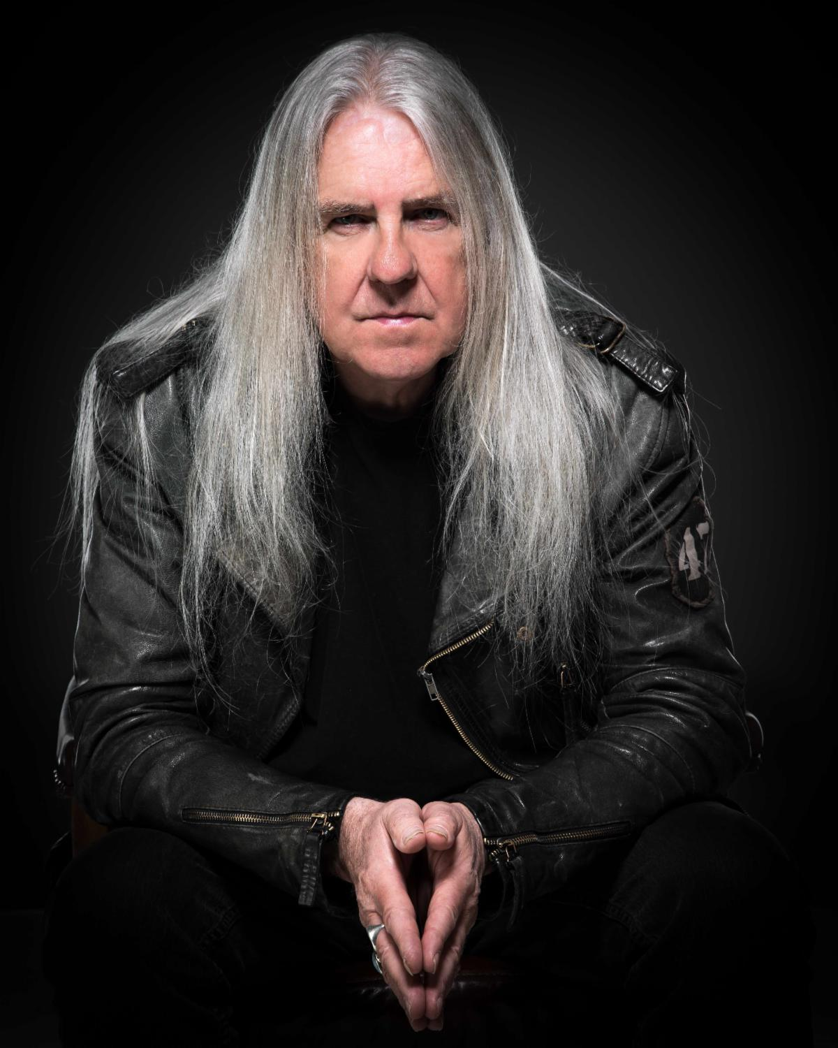 """BIff Byford Releases Video For Romantic New Single """"Me And You"""" on St. Valentine's Day"""