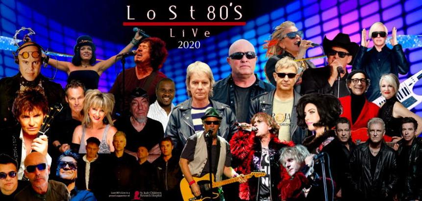 Lost 80's Live 2020